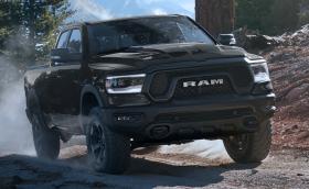 Dodge и RAM вече имат официално представителство в България!