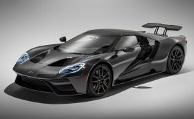 """Ford GT идва с 660 коня и """"течен карбон"""" за 2020-та"""