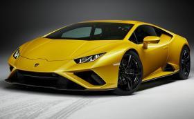 Lamborghini Huracan Evo RWD е по-евтина и дефорсирана версия. Задвижващи са само две от колелата