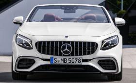 Сбогувайте се с Mercedes S-Class купе и кабриолет