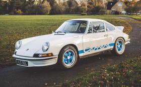 Това 1973 Porsche 911 Carrera RS 2.7 Touring се продава за... 1,3 млн. лева