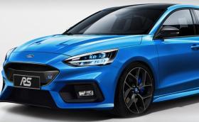 Ще забавят новия Ford Focus RS, може да му дадат 2.5 мотор и CVT кутия