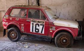 Това е 1979 Lada Niva 4×4 Paris-Dakar. Бихте ли дали 10 хил. лв. за нея?