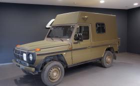 """Lorinser продават 37 """"пенсионирани"""" военни G-Class. Цените започват от 15 200 евро"""