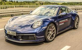 Porsche Road Tour: караме 5 нови Porsche-та! Видео!