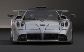 Pagani Imola идва с 827 к.с. и монокок от... 'Carbo-Titanium' HP62 G2