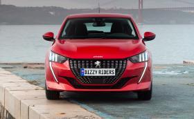 Карахме новото Peugeot 208. Видео!
