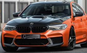 Немска фирма напомпа BMW M5 до 829 к.с. и 1050 Нм