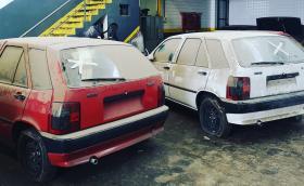 Аржентинска находка: Откриха чисто нови коли Alfa Romeo, Fiat и Peugeot от миналия век