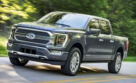 Това е новият Ford F-150. Ежегодно в Америка от него ще продават двойно повече, отколкото VW Golf в Европа