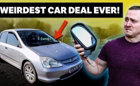 Бонусите на кризата: Да си купиш кола на сляпо за 50 паунда. И тя да се окаже в движение