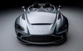Aston Martin V12 Speedster e кабрио изтребител със 700 коня, вдъхновен от... изтребител