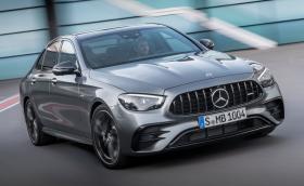 Mercedes-AMG E 53 идва с 435 коня, нова визия и техника