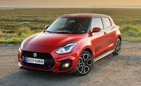 Suzuki Swift Sport вече е… хибрид с по-ниска мощност?