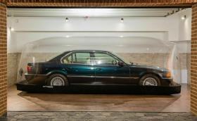 Това BMW 740i е на 23 години и е… чисто ново. Продава се за минимум 100 000 лв.