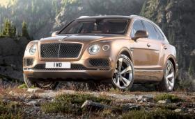 И богатите понякога плачат: Сервизна акция за Bentley Bentayga, можело да се запали