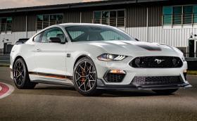Ford Mustang възроди серията Mach 1 с 480 к.с., в продажба от 2021 г.