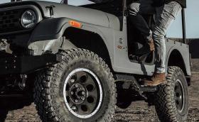 Mahindra загуби делото от FCA за дизайна на джипката Roxor