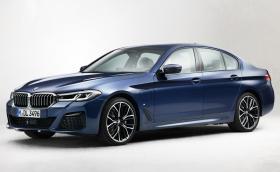 Това е новото BMW Серия 5