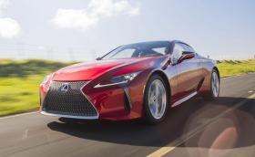 Lexus LC 500: обновен за 2020-та