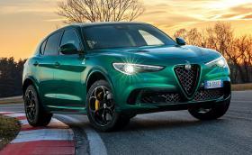 Alfa Romeo Stelvio Quadrifoglio: мощният 510 коня SUV е освежен за 2020-та