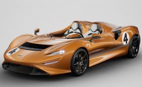 McLaren Elva M1A и M2A Theme от MSO с по 815 коня. И без покрив