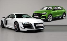 Промоция: 9-годишно Audi R8 GT на цената на ново RS Q8 - 250 хил. лв. Кое бихте взели?