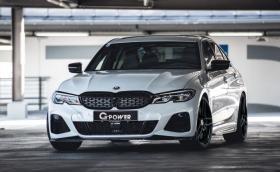 G-Power изкарва 510 коня от BMW M340i