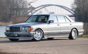 1989 Mercedes-Benz 560 SEL 6.0 AMG от Япония