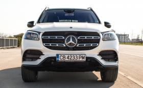 Караме новия Mercedes-Benz GLS! Видео!