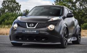 Това е Nissan Juke R700. Базиран е на GT-R, мощен  е 700 коня и се продава за… 649 хил. евро
