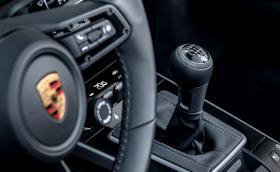 Porsche 911 Carrera S и 4S вече и със 7-степенна ръчна кутия. Ура!