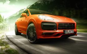 TechArt правят Porsche Cayenne Turbo със 700 коня и… девствена вълна