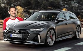 Audi RS 6 Avant: всемогъщото комби! Видео!