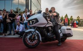 Indian Motorcycle вече официално в България!