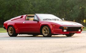 Това e 1988 Lamborghini Japla на само 13 хил. км. Продадоха го за 135 хил. долара