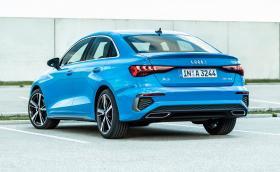 Новото Audi A3 Sedan. Ще има и RS 3, както и версия на... метан