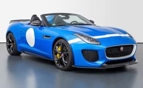 Този Jaguar Project 7 е една от най-изгодните супер редки супер коли на пазара в момента