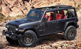 Jeep Wrangler идва с 6,4 V8 и 450 коня!