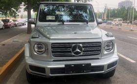Могъщият Mercedes-Benz G-Class с… 2-литров 4-цилиндров мотор