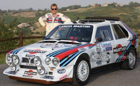 Тази Lancia Delta S4 Rally е била на Марку Ален. Продава се за малко под… 1 млн. лв.