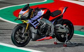Aprilia Tuono V4 X е ново пистово чудовище с 221 коня и карбонови крила в стил MotoGP