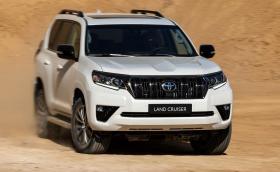 Toyota Land Cruiser е малко по-мощен за 2021-ва