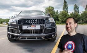 Спечелете това Audi Q7 с МПС Експерт!