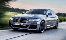 Карахме новото BMW 545е xDrive с 394 коня, най-мощният плъгин хибрид в гамата