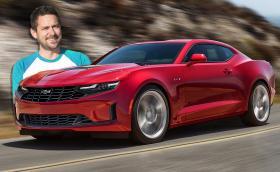 Караме най-новия Chevrolet Camaro! Видео!