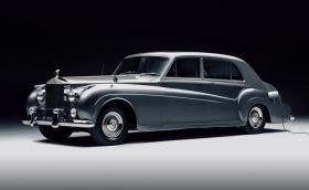 Това е електрически 1961 Rolls-Royce Phantom 5 за 500 000 паунда
