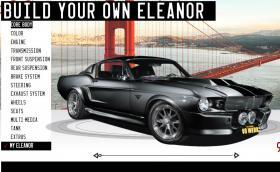 Eleanor конфигураторът на V8 Werk е безплатен. Пробвайте го!