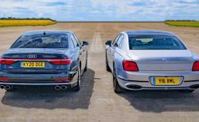 Audi поема пълен контрол над Bentley?