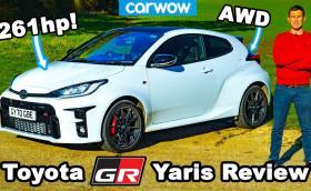 Колко точно бърза е новата Toyota GR Yaris? Видео